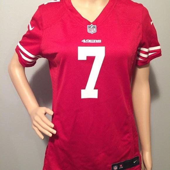 nfl womens 49ers jersey